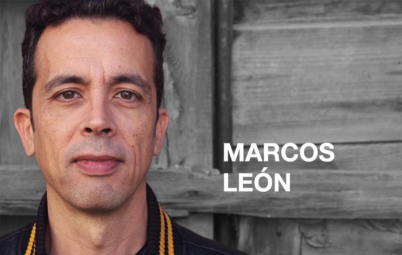 Marcos León , profesor de la escuela de interpretación en Madrid.